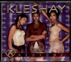 "Kleshay ""Reasons"" CD single cover taken approx 1997-98"