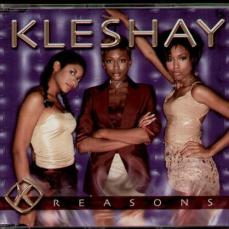 """Kleshay """"Reasons"""" CD single cover taken approx 1997-98"""