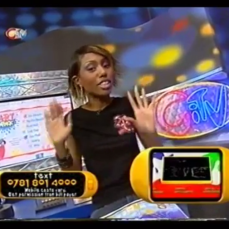 This was one of 4 set changes in the time I was at CITV. This one was taken around 2002