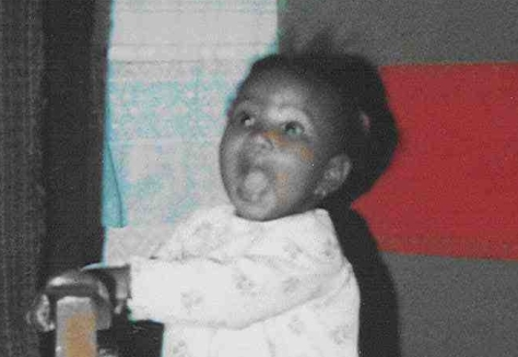 Leah Big Mouth baby cropped