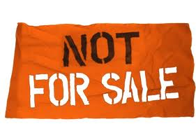 I'm not for Sale!