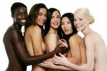 Women of many nationalities