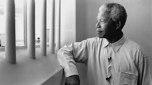 nelson mandela in jail 1964
