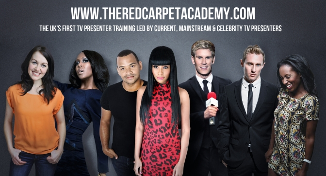 Announcement: The Red Carpet Academy launch