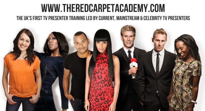 The Red Carpet Academy Presenters