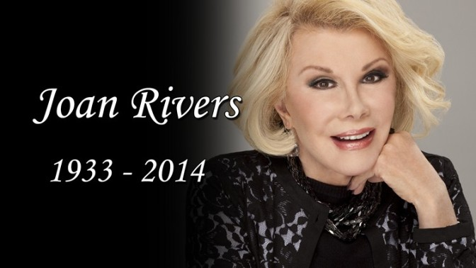 WHAT EVERYONE OUGHT TO KNOW ABOUT… JOAN RIVERS