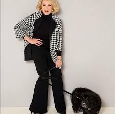 Joan Rivers dogs