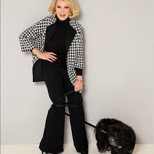 Joan Rivers dogs