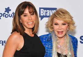 joan rivers melissa rivers