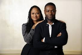 British actor, David Oyelowo with Ava Duvenay, Director of Oscar nominated 'Selma""
