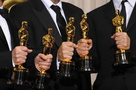 The Academy of Motion Picture of Arts and Sciences voters are 77% male